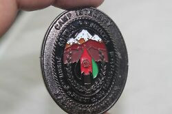 Special Operations / Forces Jsotf-a Camp Integrity Jsoc Smu Nsocc Challenge Coin