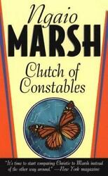 Clutch of Constables St. Martin#x27;s Dead Letter Mystery by Marsh Ngaio Mass M $8.51