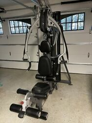 Inspire M3 Home Gym System 215lb Weight Stack Machine