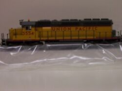 Intermountain Union Pacific Sd40-2 W/dcc And Loksound Prod 49364s Ho Scale