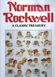 Norman Rockwell - A Classic Treasury - 1993