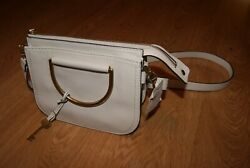 Nwt Authentic Fossil Ryder Mini Crossbody Retail 198.00