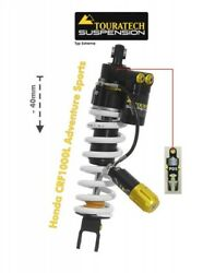 Touratech Suspension Lowering -40mm Honda Crf1000l Adventure Sports Since 2018