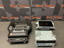 2016 Ford Mustang Gt Oem Shaker 8 Radio Touch Screen Fr3t-18e245-gc