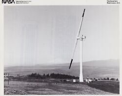 Nasa Photographs - Vintage Collectables - Nationandrsquos First Wind Farm - 1981