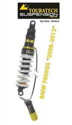 Touratech Suspension Strut For Bmw F800gs 2008-2012 Type Inline Extreme