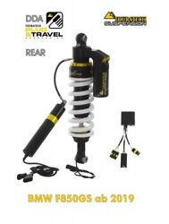 Touratech Suspension Strut Rear For Bmw F850 Gs Since 2018 Dda / Plug And Trave