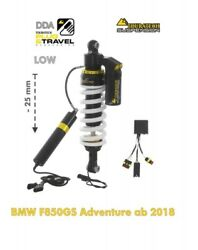 Touratech Suspension Front Lowering Strut -25mm For Bmw F850gs Adventure From 20