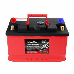 95d31r 12v 60ah Lithium Iron Phosphate Battery Lifepo4 For Automobile With Bms