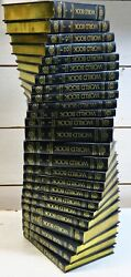 World Book Encyclopedia 1989 Edition - Complete Set Of 25 Vol. - Fine Binding