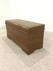 Lane Cedar Hope Chest. Lock Has Been Removed.