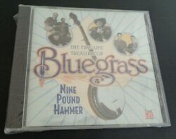 The Time Life Treasury Of Bluegrass Cd Nine Pound Hammer 2002 Free Shipping New
