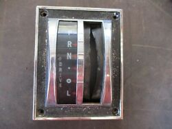 64 65 67 68 Ford Mustang Automatic Floor Shifter Trim Bezel Cruise-o-matic Oem