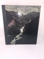 The Snake River Country - The American Wilderness Time Life Books