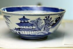 Antique Chinese Xuande Marked Porcelain Bowl