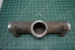 Warren Rupp Sandpiper Sa2 518-006-110 Stainless Steel Suction Discharge Manifold