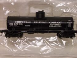 Intermountain Chickasaw Refining Acf Type 27 Riveted 8k Tank Car Ho Scale New