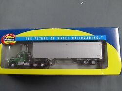 Athearn 91923 Merchants Motor Lines Kenworth Conventional W/trlr 1/87th Scale.