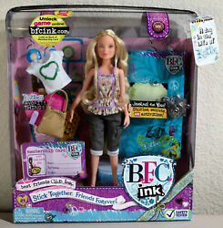 Rare Mga Bfc Best Friends Club Ink Kaitlin 10 Doll - Kaitlin's Favorite Things