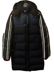 Authentic Monogram Quilted Down Jacket