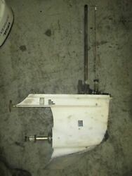 Evinrude Ficht 150hp Outboard Lower Unit With 25 Shaft
