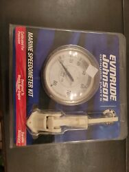 New Evinrude Outboard 80 Mph Speedometer 0775680 775680