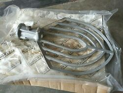 Hobart Stainless Steel 00-295041 80-b Beater Paddle Free Shipping