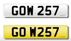 Gow 257 Fun Number Go West