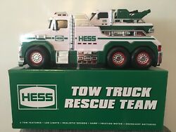 Hess Rescue Team 2019 Toy Truck In Sealed Box You Get One Piece From Case