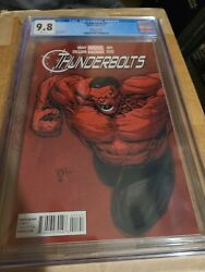 Thunderbolts Tan Variant Marvel Now 1-5 Lot Cgc 9.8 Connecting Covers Deadpool