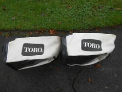 2toro Model 20016 Grass Catcher Bag And Frame/pickup Only,no Shipping