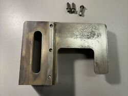 Delta Rockwell 8 Jointer 37-315 Fence Support Ja-116 With Key Ja-16 And Bolts