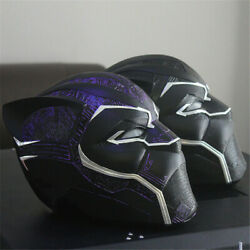 Black Panther 3d Printing Helmet Full Face Mask Shield Guard Cosplay Props Anime