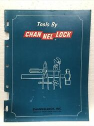 Vintage Channellock Hand Tool Catalog T-79
