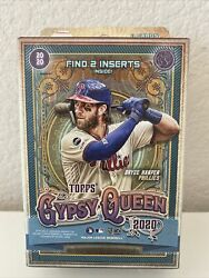 2020 Topps Gypsy Queen Hanger Box MLB cards NEW sealed Box 11 cards 2 inserts