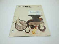 Vintage Advertising Ephemera Darnell Casters And Wheel Catalog 804-a