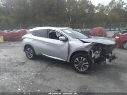 Wheel 18x4 Compact Spare S Fits 15-19 Murano 764277