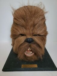 Star Wars Chewbacca Life Size Limited Edition Bust - 400 Of 7500