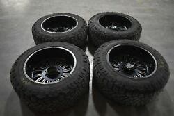 Specialty Forged 22x12 / Nitto 37s - 2016 11-16 Ford F250 Srw Diesel 16-7372