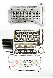 Cylinder Head With Gasket Set And Bolts Peugeot 1.6 16v Thp / Vti Ep6