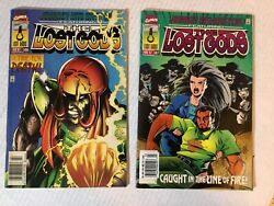 Journey Into Mystery Vol 1 Lot 506 And 507 Marvel 1997