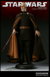 Sideshow Star Wars Count Dooku 300012 Premium Format 1/4 Scale 184 New Sealed