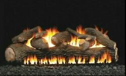 Real Fyre 24-inch Mammoth Pine Gas Logs Set - Mp-24