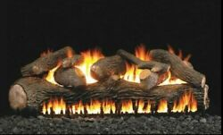 Real Fyre 36-inch Mammoth Pine Gas Logs Set - Mp-36