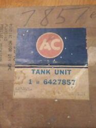 1967 67 1968 68 Firebird Trans Am Camaro Z-28 Rs Ss Nos Gas Tank Sending Unit Ac