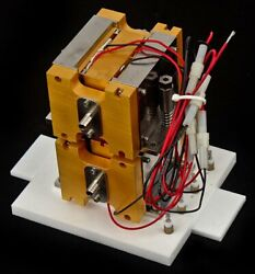 Cw Laser System Vertical Bar Diode Stack Array Micro-channel Tec Cooler Module