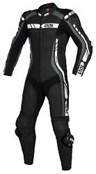 Ixs Rs-800 2.0 Menand039s Leather Suit Motorcycle One Piece Suit Summer Sport Racing
