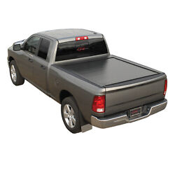 Pace Edwards Matte Black Bedlocker Bed Cover For 2017-2019 Ford F-250 F-350 6and0399