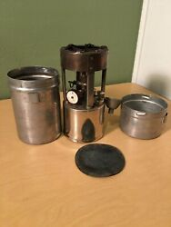 Coleman #530 Camp Single Burner Stove Army backpacking hiking portable A47 $149.95
