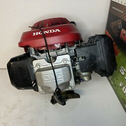 Honda Hrr216 And Hrt216 Gcv160 Lawn Mower Engine, Recoil Is Stuck, Good For Parts